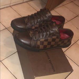 Louis Vuitton Checkerboard Sneakers